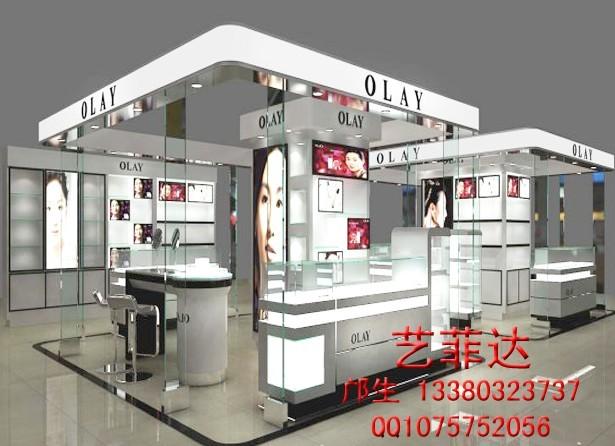 玉兰油化妆品柜台