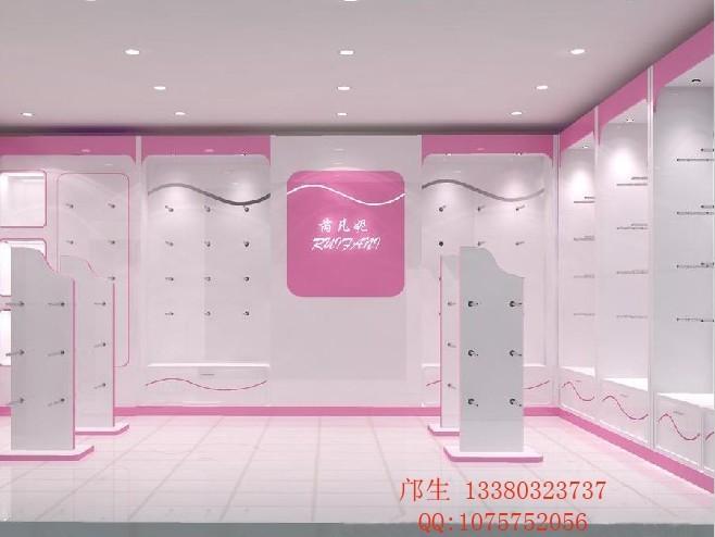 女装展示柜设计