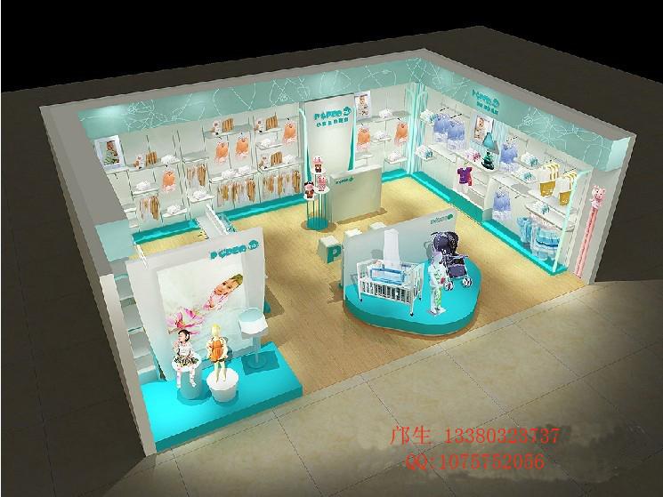 童装店设计