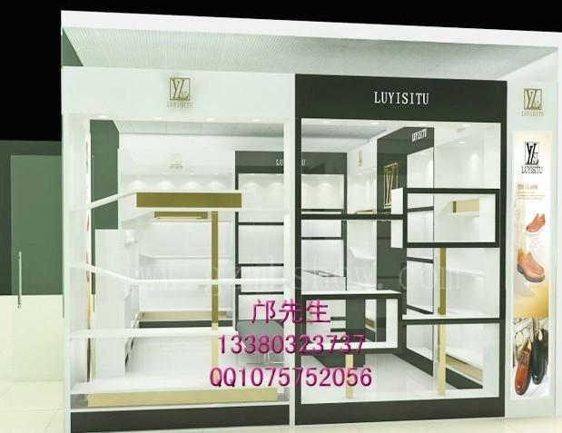 luyisitu箱包展示柜